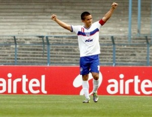 Sunil Chhetri has called for an improved performance from fellow players