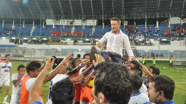 Bengaluru FC: Raising the bar, on and off the field.