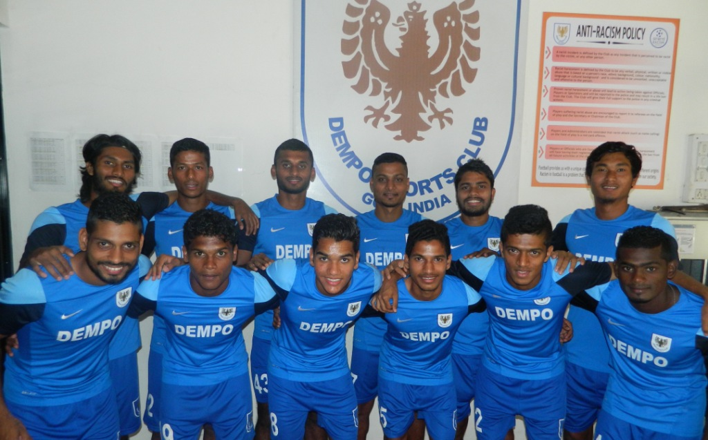 Dempo' s focus on the U-23 players was the highlight of their season
