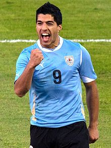 Luis Suarez - Liverpool striker