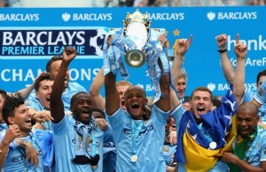 Manchester City: Champions of England 2013-14