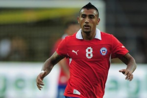 Chile's Arturo Vidal could provide his side an immense lift if he returns to his pre-injury form.
