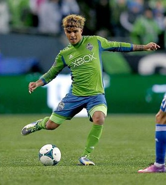 DeAndre Yedlin - USA (and Seattle Sounders FC) right back |