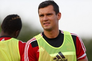 Lovren has been extremely poor at the back.