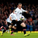 Wayne Rooney knows this is his team's only chance of silverware this season
