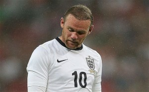 Rooney was under heavy media scrutiny before and  during the World Cup.