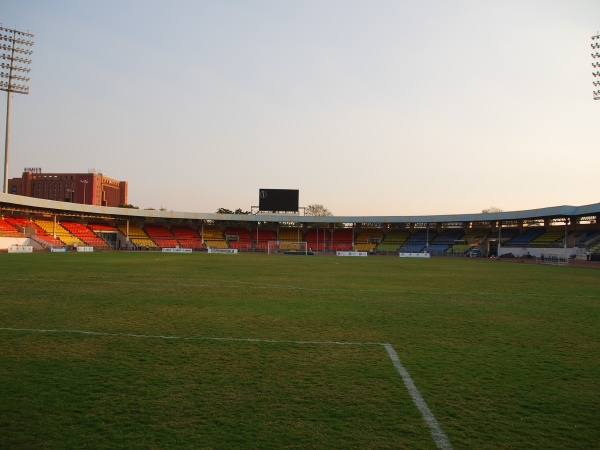 The Shree Shiv Chhatrapati Stadium will play home to FC Pune City