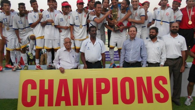 Tata Football Academy - U-19 I-League Champions