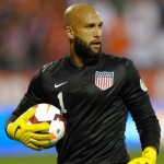 Tim Howard clearly the Man of the Match with 18 saves