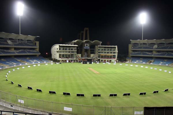 The DY Stadium which will play hosts to Mumbai City FC