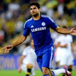 Costa was amongst the goals again for Chelsea