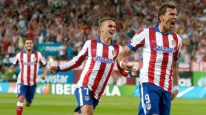 Antoine Griezmann and Mario Mandzukic-Atletico Madrid's Deadly Duo