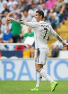Commander Ronaldo-Leading Real's Charge