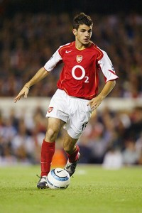 Cesc Fabregas - Arsenal's talent drain has now been plugged