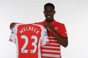 Wenger believes that Welbeck has improved tactically