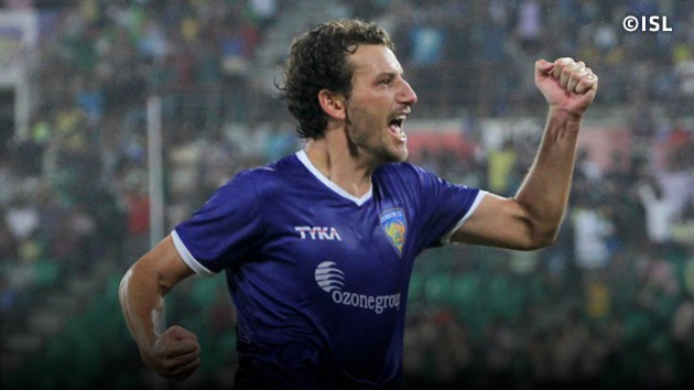 Elano Blumer will look to impress once again