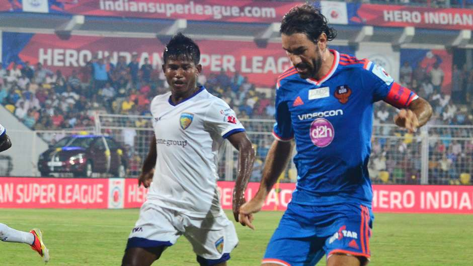 Robert Pires has endured a frustrating start to the Indian Super League