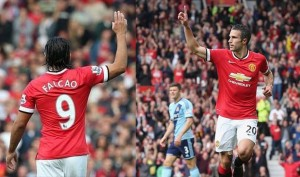 Falcao and Van Persie-End of the Road?