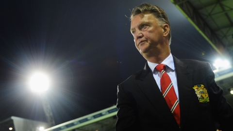 Louis van Gaal made some brave decisions