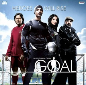 The 2007 movie Dhan Dhana Dhan Goal