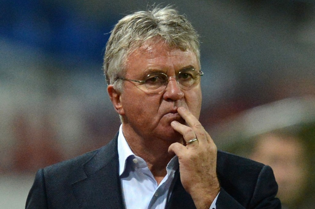 Hiddink Says Media Good At Manipulating Public Opinion, Will Experiment Against Spain