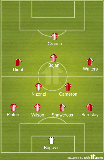 Stoke City vs Chelsea: Team News, Tactics, Line Ups and Prediction