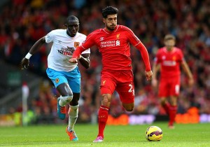 Could Emre Can slot in for Lucas as the defensive midfielder, or will he continue in the defence?