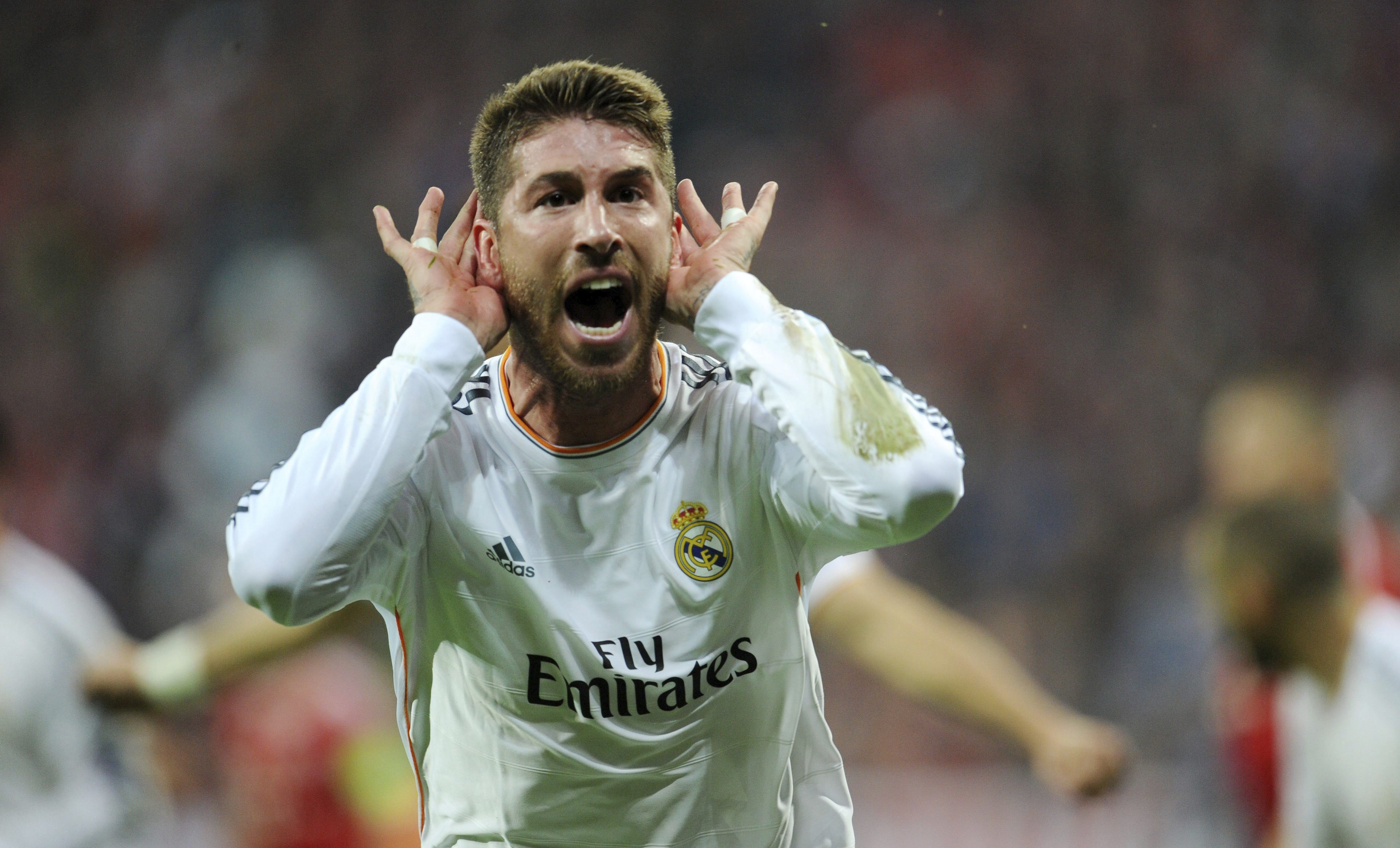 Real madrid arsenal contact sergio ramos - Sergio madrid ...