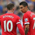LvG has pitched Rooney and di Maria into fighting for the same position
