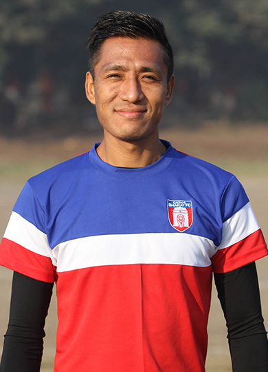 Gouramangi Singh will be key to Bharat FC' s fortunes this season
