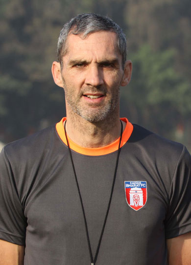 Stuart Watkiss will look to lead Bharat FC to glory