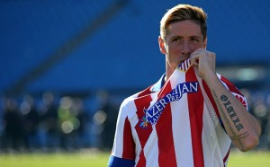 Torres Atletico Madrid