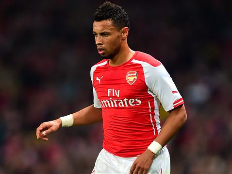 Francis Coquelin is not an example of a Arsene Wenger groomed talent