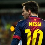 All eyes are on Lionel Messi