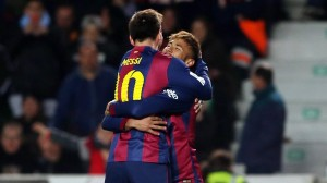 Messi and Neymar-The Deadly Duo