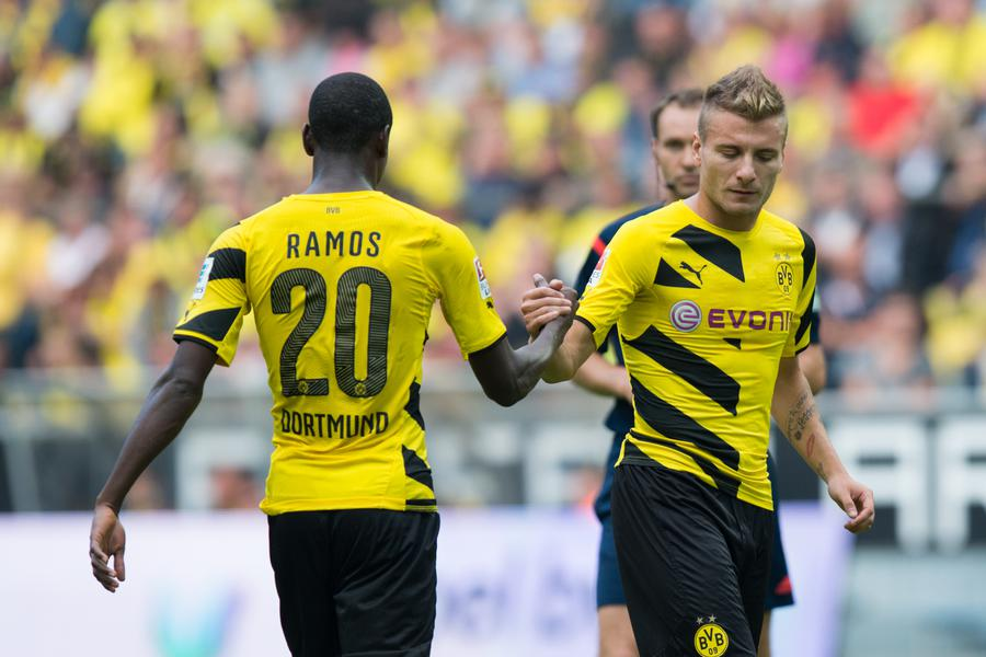Ramos and Immobile have failed to fire for Dortmund so far