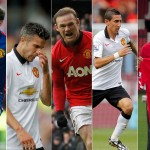 Mata, van Persie, Rooney, di Maria and Falcao are one of the most potent attacking force in the Premier League