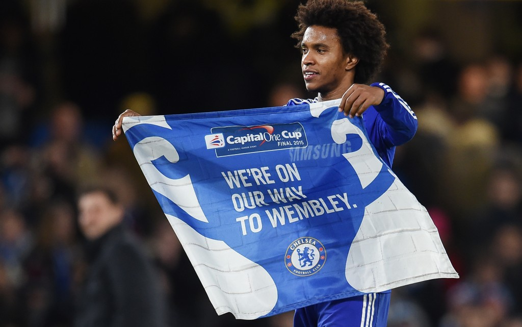 Analysis: Chelsea Wrestle Spurs Into Submission In League Cup Final