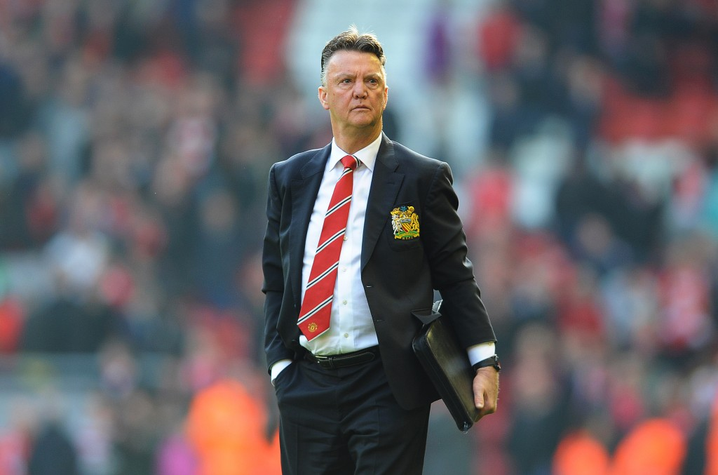 United will want van Gaal and Schweinsteiger to click -back fast