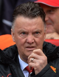 Louis van Gaal's philosophy will come under question again