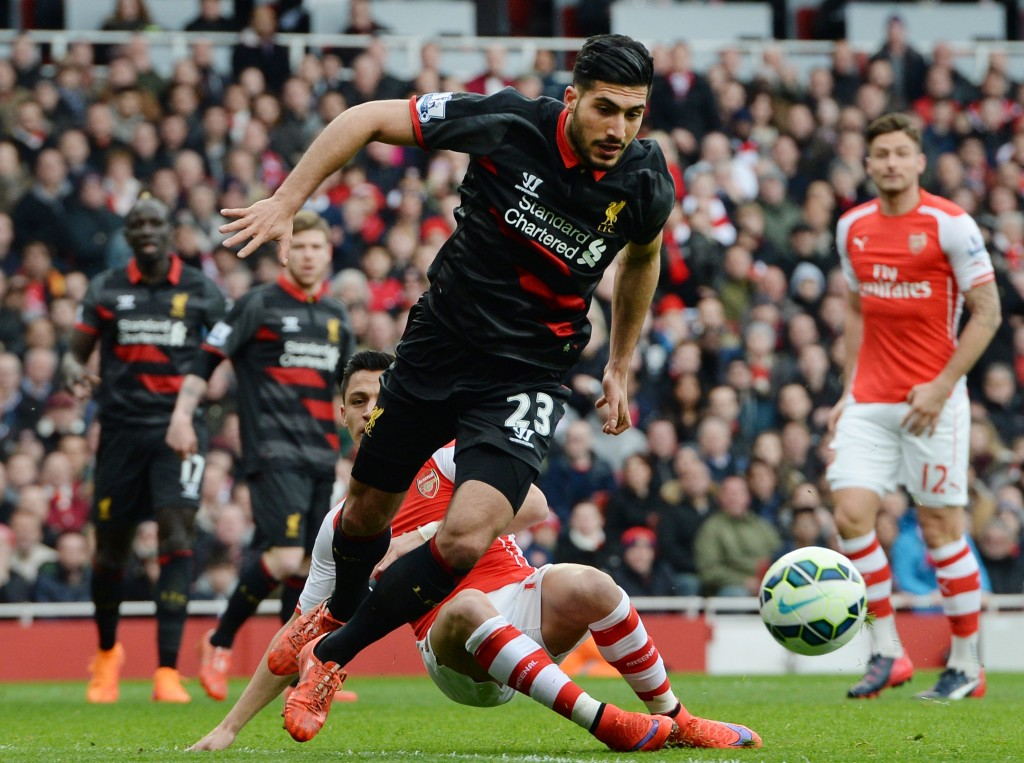 What role will Emre Can play this season?