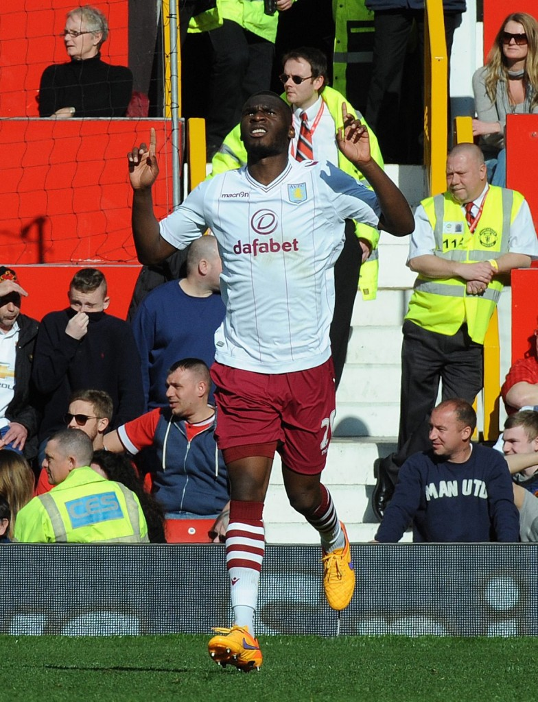Benteke could be the key for Aston Villa getting to the FA Cup final