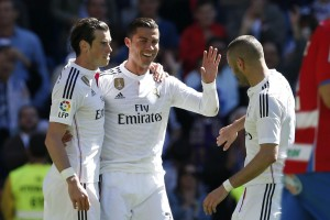 Bale Injured as Ancelotti Considers Dropping 'BBC' to Rotate the Squad
