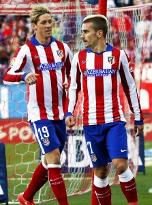 Torres and Griezmann-The Deadly Duo