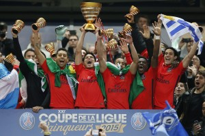 PSG have had a cup to celebrate this season; can they make the league theirs too?