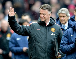 Van Gaal's philosophy finally clicking in place