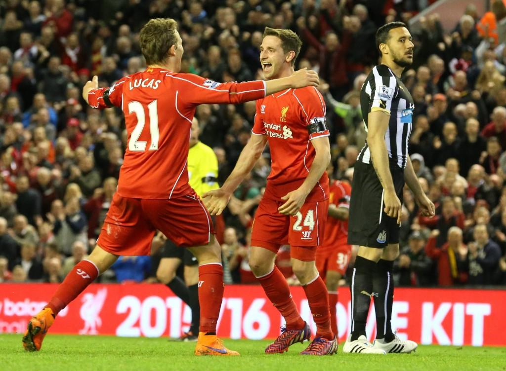Liverpool FC Vs. Newcastle United FC