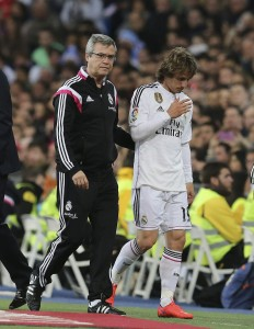 Missing In Action-Luka Modric