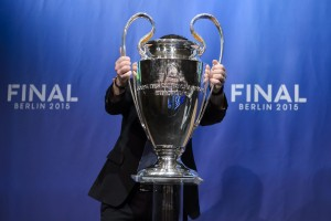 Real Madrid will be aiming to be the first team to retain the Champions League trophy.