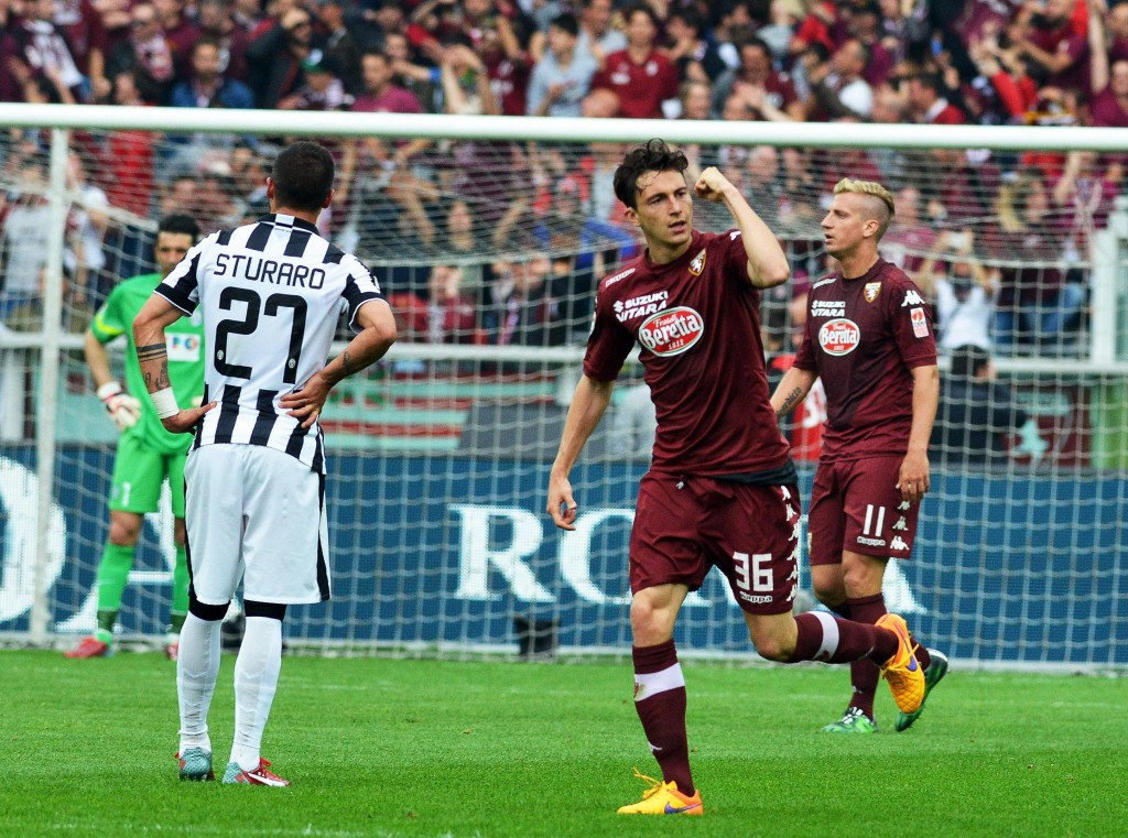 His arch winner in the Turin derby spoke volumes of his attacking capabilities